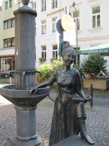 Stollwerk-Mädchen, Köln Severinsviertel