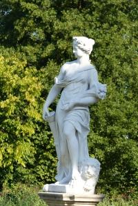Schloss Rheinsberg, Schlosspark, Brandenburg